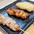 焼鳥小屋 いろとり鶏 - 料理写真:セセリ、ぼんじり、黒はんぺん串揚げ