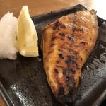 Taishuusakabasushisumibi - サバの炭火焼き