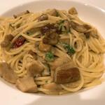 パノラミカ - 料理写真:ポルチーニ茸のスパゲティ