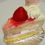 14235391 - いちごのショートケーキ 420円