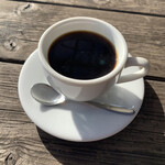 La・sante - ブレンドコーヒー   350円(税抜)