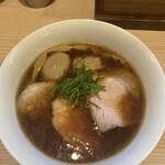 142352282 - 特製醤油らぁ麺