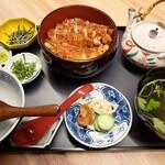 鈴の音 - 料理写真:ひつまぶし 3900円
