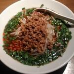 Kannaigyouzaken - 挽肉とニラがたっぷりな台湾らーめん