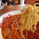 てっぱつ屋 - 麺リフト