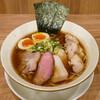 Mendokoro honda - 料理写真:☆【麺処 ほん田 秋葉原本店】さん…特製醤油らーめん(≧▽≦)/~♡☆