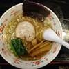 鉄板・炭焼ダイニング Sei - 料理写真:塩ラーメン