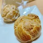 カスタード - 料理写真:シュークリーム