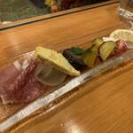ズッカロチーノ タカラヅカ - 前菜