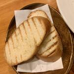ズッカロチーノ タカラヅカ - パン