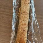 恩納共同売店 - 料理写真:ちんびん (*´-`) 沖縄クレープ 黒糖入り