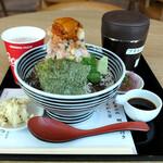 日本橋 海鮮丼 つじ半 - 料理写真: