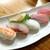 小さな和風レストラン 笑福 - 料理写真:寿司
