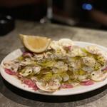 RODEO - 最近お気に入りのマッシュルームカルパッチョ