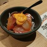 鮨 酒 肴 杉玉 - 海鮮ゆっけ