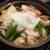 岡田屋 - 料理写真:「鍋焼きうどん」800円