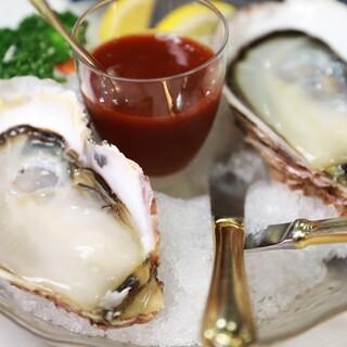 世界的に有名なブランド牡蠣『的矢牡蠣』をご堪能下さい☆