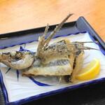 エアポート屋久島 - 料理写真:飛び魚のから揚げ
