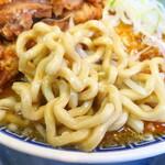 無限大 夢 - 麺(大盛)