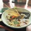 屋久島観光センター・屋久島ギャラリーレスト - 料理写真:飛魚ラーメン