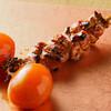 白金 酉玉 - 料理写真:串(単品)ちょうちん、未成熟の卵、当店の1番人気