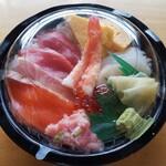 味のデパート MARUKAMI - 【テイクアウト】海鮮丼