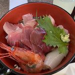 越中の台所 きのか - 海鮮丼