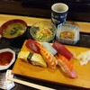 Yayoi - 料理写真:ランチにぎり(850円)これはまだ前半