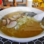 福 - 雲呑麺