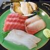 大船渡温泉 - 料理写真:夕食(造り)