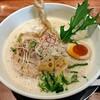 ふじ門 製麺 - 料理写真:豚だしらぁ麺 並
