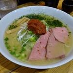 大木 - 辛味噌ラーメン800円