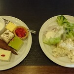 Kantare - ケーキ&サラダ
