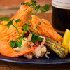 Txiki Plaka - 料理写真:魚介のフリット盛合わせ