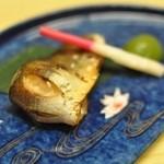 すし波奈 - 09.04 焼き魚
