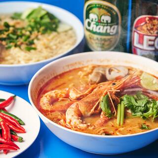 期間限定【ランチ】も営業中✨麺・ごはん注文でサラダ&スープ付