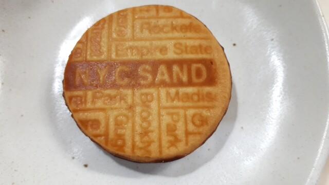 キャラメル 横浜 ニューヨーク サンド