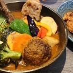 Rojiura Curry SAMURAI.  - 2020.12 まつり3種