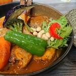 Rojiura Curry SAMURAI.  - 2020.08 まつり3種