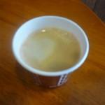 Pao - サービスのホットコーヒー