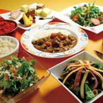 地中海料理 スタビアーナ - クイックランチ(カレー食べ放題)