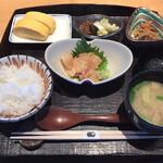 実家 くろぎ - 料理写真:くろぎのお茶漬け 1210円