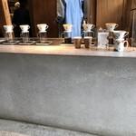 ブルーボトルコーヒー - 内装
