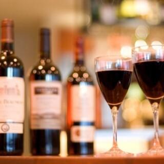 ワインを飲むならビストロガブリ!
