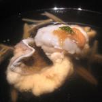 14242456 - 【椀】鱧・じゅんさい・柚子・梅肉