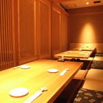 備長 - 最大22名様、個室で宴会も可能です!コースは3350円~飲み放題は2000円でお付けできます。