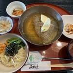 成田屋 - 手打ち冷麺定食