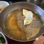 成田屋 - 手打ち冷麺