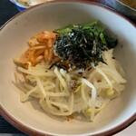 成田屋 - ナムル