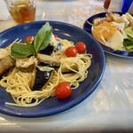 カッペリーニ - 料理写真: